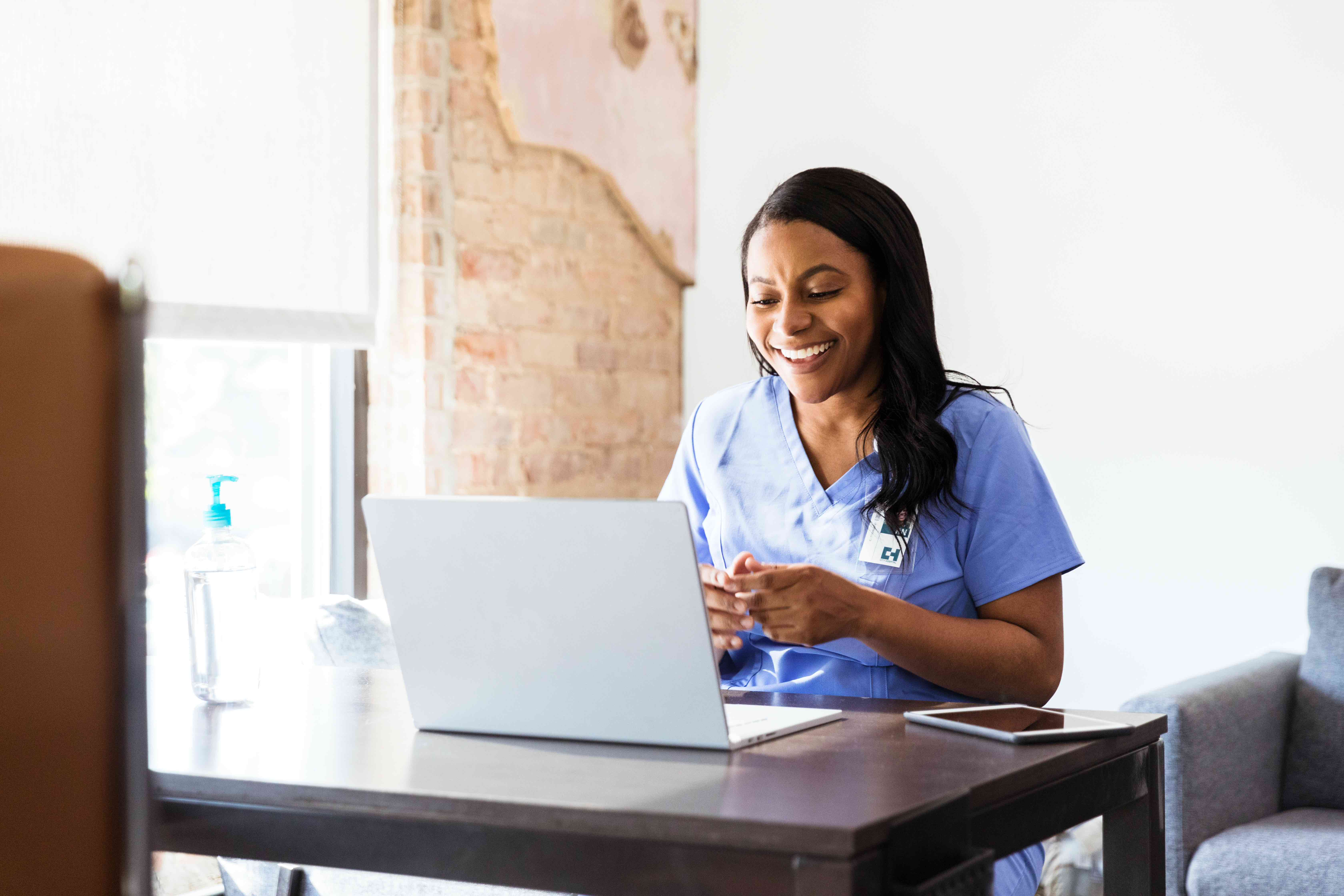 Digital Skills Clinic for Learning Disability Nurses - Northern Ireland
